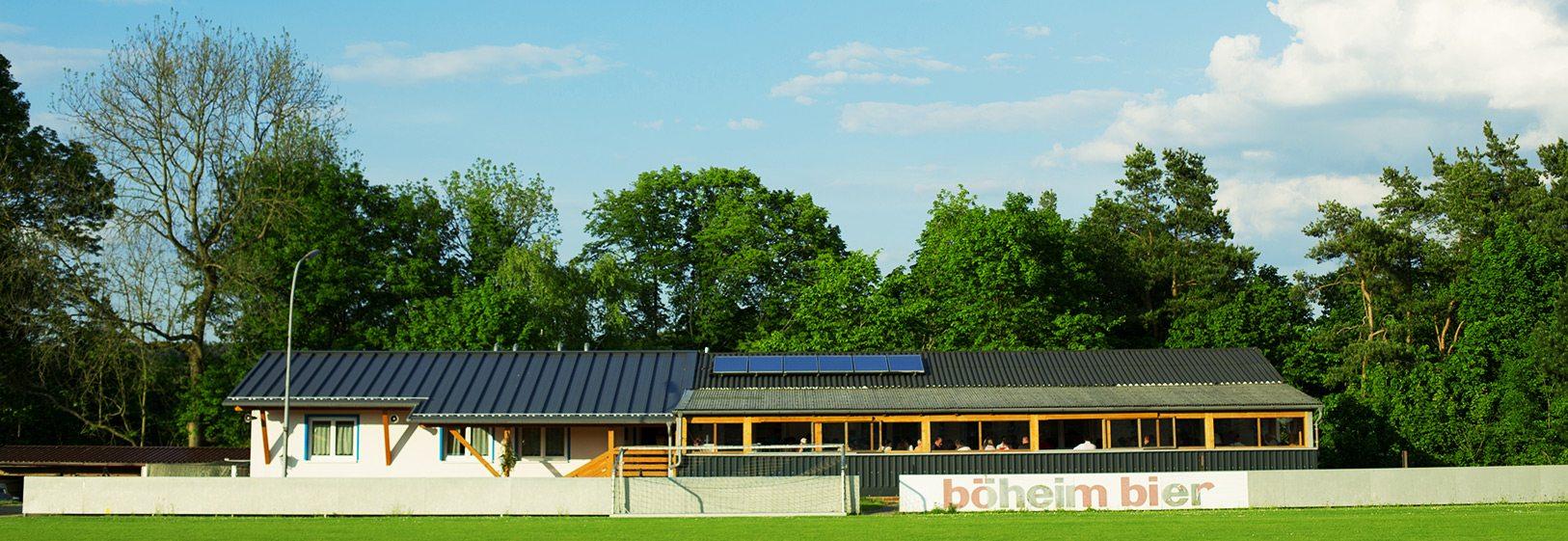 FC Pegnitz Sportheim